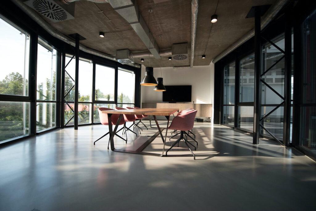 kantoor verbouwen